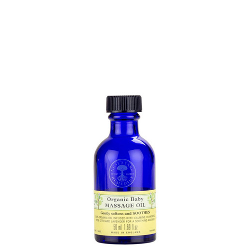 Baby Massage Oil 50ml, Neal's Yard Remedies