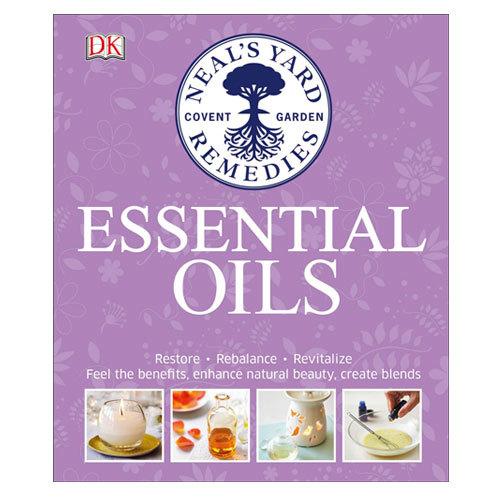 Essential Oils Book, Neal's Yard Remedies