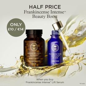 Frankincense Intense Lift Serum & Beauty Boost