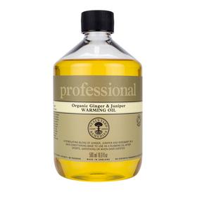 Ginger & Juniper Warming Massage Oil 500ml