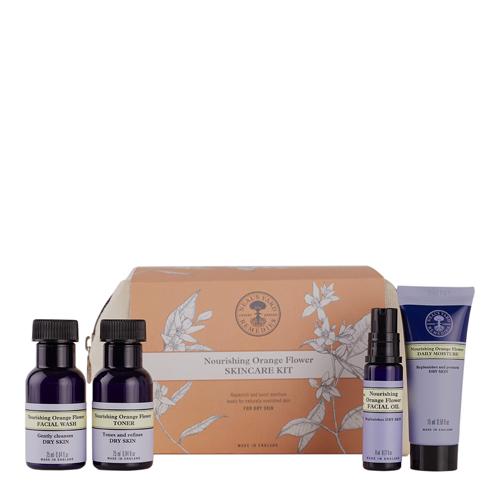 Orange Flower Skincare Kit, Neal's Yard Remedies