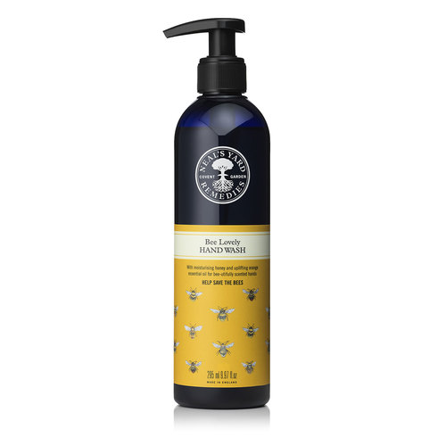 Bee Lovely Hand Wash 295ml, Neal's Yard Remedies