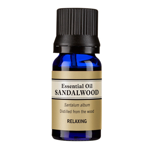 Sandalwood Essential Oil 2.5ml, Neal's Yard Remedies