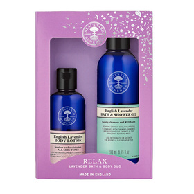 Relax Lavender Gift 2017