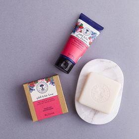 Wild Rose Soap & Hand Cream Duo