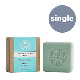 Lavender And Tea Tree Soap 100g