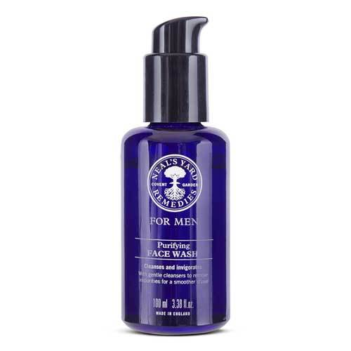 For Men Purifying Face Wash 100ml, Neal's Yard Remedies