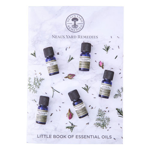 Little Book Of Essential Oils 2018, Neal's Yard Remedies