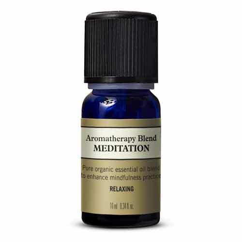 Aromatherapy Blend Meditation 10ml, Neal's Yard Remedies