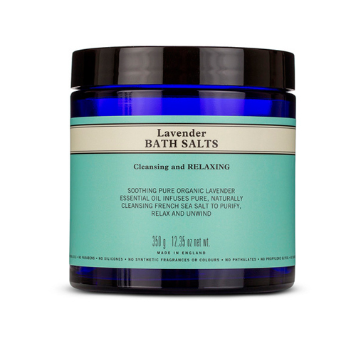 Lavender Bath Salts 350g, Neal's Yard Remedies