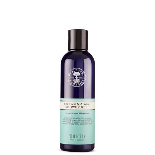 Seaweed And Arnica Shower Gel 200ml, Neal's Yard Remedies