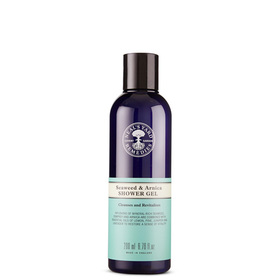 Seaweed And Arnica Shower Gel 200ml