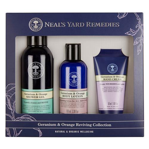 Geranium And Orange Year Round Gift, Neal's Yard Remedies
