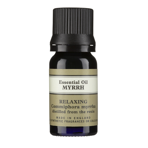 Myrrh Essential Oil 10ml With Leaflet, Neal's Yard Remedies