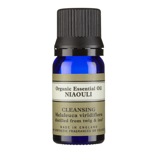 Niaouli Organic Essential Oil 10ml With Leaflet, Neal's Yard Remedies