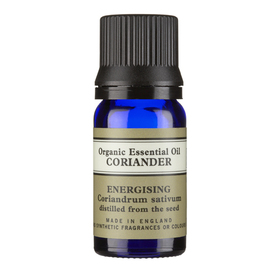 Coriander Organic Essential Oil 10ml With Leaflet