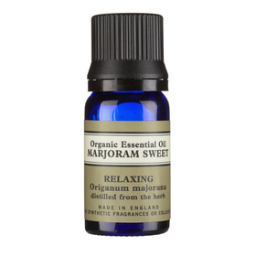 Marjoram Sweet Organic Essential Oil 10ml With Leaflet