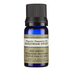 Marjoram Sweet Organic Essential Oil 10ml With Leaflet