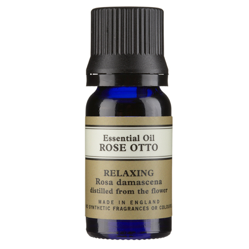 Rose Otto Essential Oil 2.5ml With Leaflet, Neal's Yard Remedies