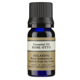 Rose Otto Essential Oil 2.5ml With Leaflet