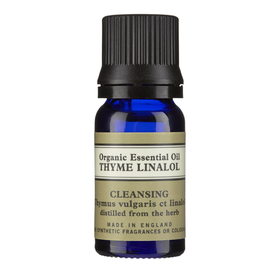 Thyme Linalol Organic Essential Oil 10ml With Leaflet