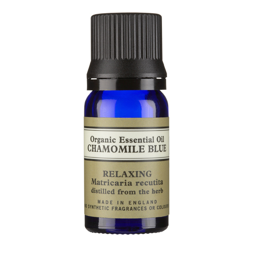 Chamomile Blue Essential Oil 10ml With Leaflets, Neal's Yard Remedies