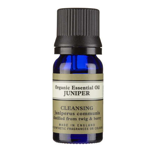 Juniper Organic Essential Oil 10ml With Leaflet, Neal's Yard Remedies