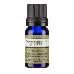 Juniper Organic Essential Oil 10ml With Leaflet