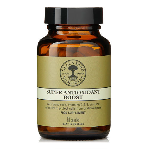 Super Antioxidant Boost (60 Capsules), Neal's Yard Remedies