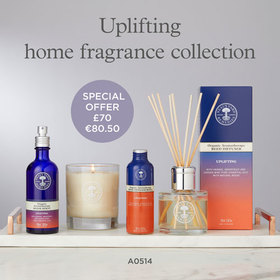Fragrance Collection Uplifting