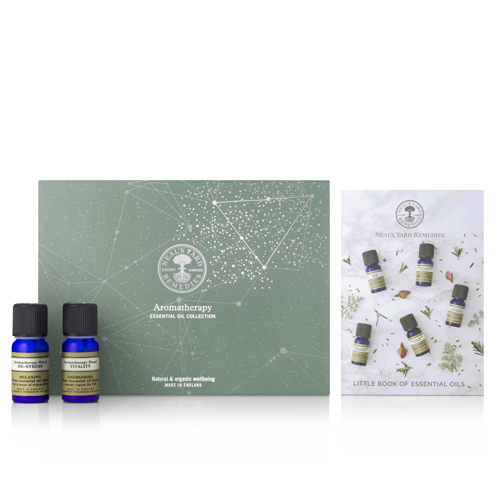Aromatherapy Essential Oil Collection, Neal's Yard Remedies