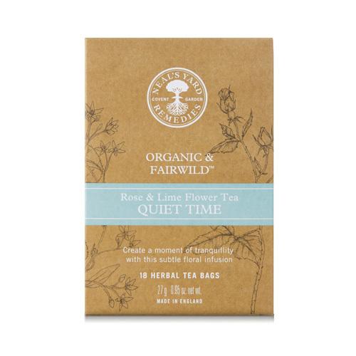 Quiet Time Herbal Tea  X 18 Bags, Neal's Yard Remedies