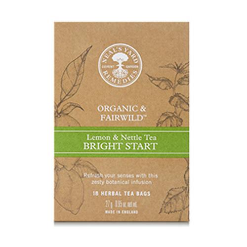 Bright Start Herbal Tea x18 Bags, Neal's Yard Remedies