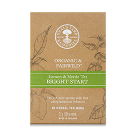 Bright Start Herbal Tea x18 Bags
