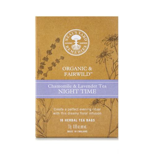 Night Time Herbal Tea x18 Bags, Neal's Yard Remedies