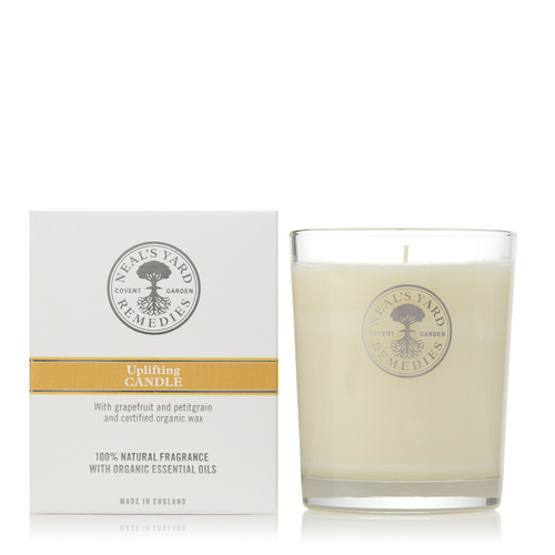 Uplifting Aromatherapy Candle 190g, Neal's Yard Remedies
