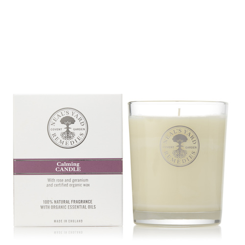 Calming Aromatherapy Candle 190g, Neal's Yard Remedies