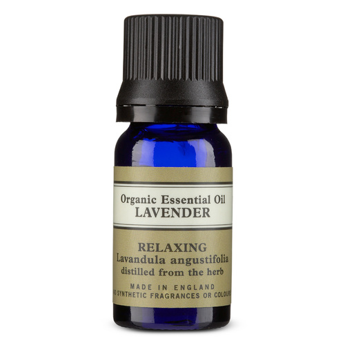 Lavender Organic Essential Oil 10ml, Neal's Yard Remedies