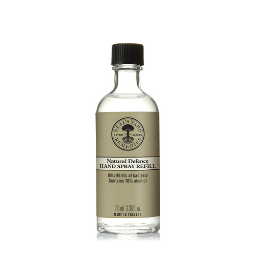 *OLD* Natural Defence Hand Spray Refill 100ml, Neal's Yard Remedies