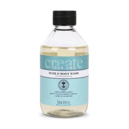 Create Hair & Body Wash 250ml, Neal's Yard Remedies