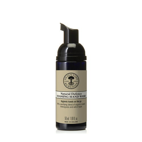 Natural Defence Foaming Hand Wash, Neal's Yard Remedies
