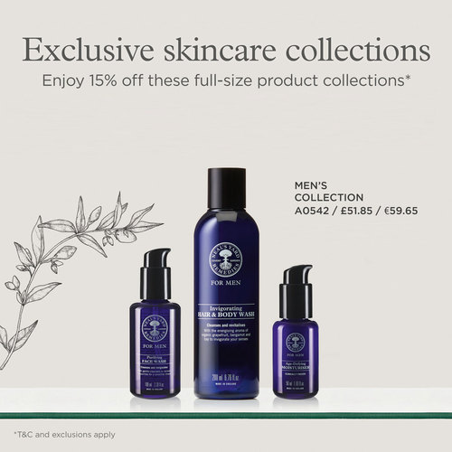 Mens Collection, Neal's Yard Remedies