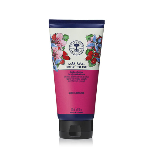 Wild Rose Body Polish 150ml, Neal's Yard Remedies