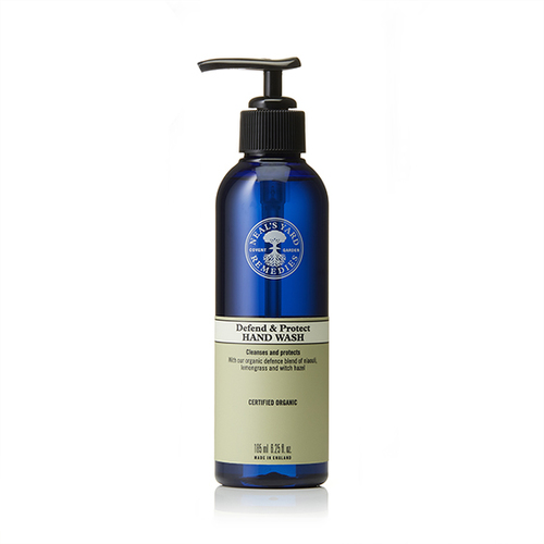 Defend And Protect  Hand Wash 185ml, Neal's Yard Remedies
