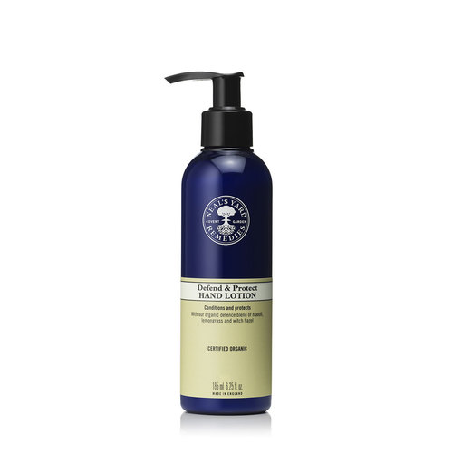 Defend And Protect  Hand Lotion 185ml, Neal's Yard Remedies