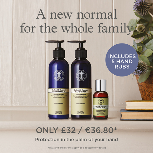 Defend And Protect Collection, Neal's Yard Remedies