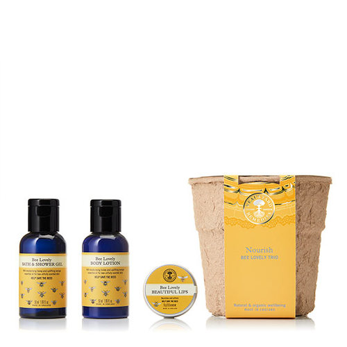 NOURISH Bee Lovely Trio, Neal's Yard Remedies