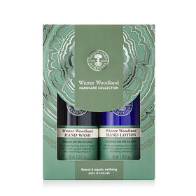 WINTER WOODLAND Handcare Collection
