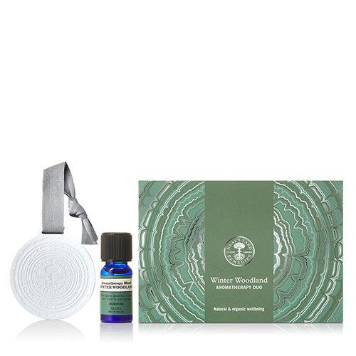 WINTER WOODLAND Aromatherapy Duo, Neal's Yard Remedies