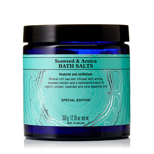Special Edition - Seaweed & Arnica BATH SALTS, Neal's Yard Remedies